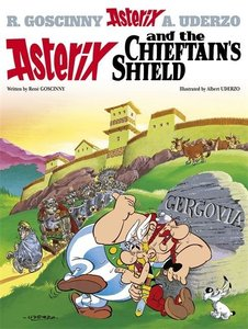 Asterix: Asterix and the Chieftain\'s Shield