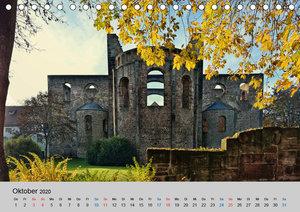 Bad Hersfeld Inside (Tischkalender 2020 DIN A5 quer)
