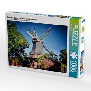 Seefelder Mühle, / Stadtland26937 Seefeld 1000 Teile Puzzle que