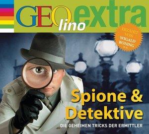 Spione & Detektive - Die geheimen Tricks der Ermittler