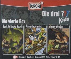 Die drei ??? Kids. 3er Box - Folgen 10-12 (drei Fragezeichen)