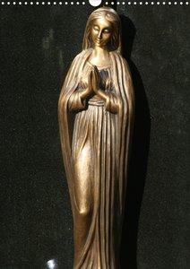 Himmlische Skulpturen (Posterbuch DIN A4 hoch)