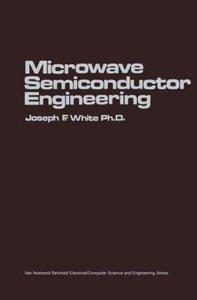 Microwave Semiconductor Engineering