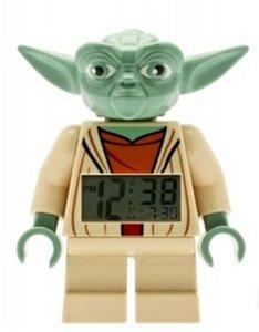 Universal Trends CT46144 - LEGO Star Wars: Wecker, Yoda