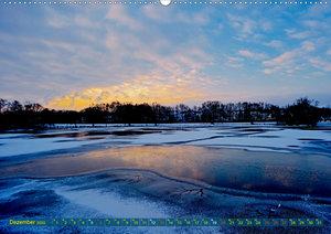Bielefeld - Der Obersee - unendliche Motive... (Wandkalender 202