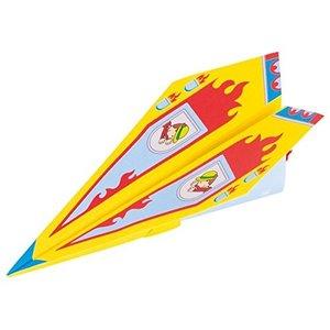 Goki 58775 - Papierflieger, 10 Stück