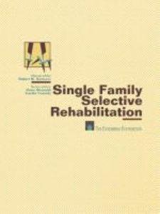Single Family Selective Rehabilitation