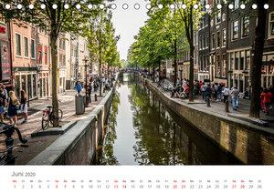 Amsterdam - Wasserstraßen und Grachten
