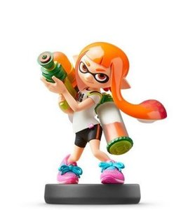 amiibo Inkling - Super Smash Bros. Collection, 1 Figur