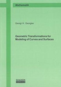 Geometric Transformations for Modeling of Curves and Surfaces