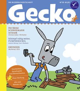 Gecko Kinderzeitschrift Band 39