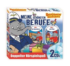 Benjamin Blümchen. Berufe-Box