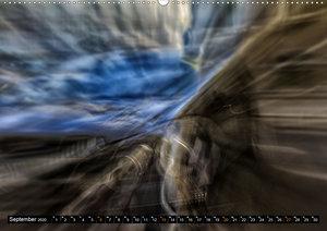 Kamera in Bewegung (Wandkalender 2020 DIN A2 quer)