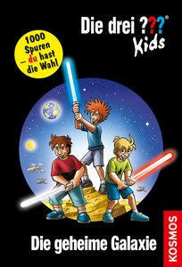 Die drei ??? Kids und du 15. Die geheime Galaxie (drei Fragezeic