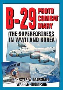 B-29 Photo Combat Diary