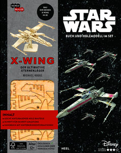 Incredibuilds: X-Wing