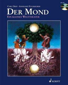 Der Mond. Mit CD