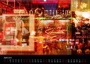 Hamburg-Art (Wandkalender 2019 DIN A2 quer)