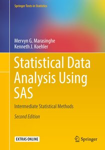 Statistical Data Analysis Using SAS