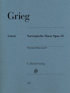 Norwegische Tänze Opus 35