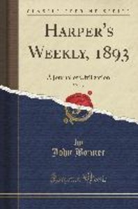 Harper\'s Weekly, 1893, Vol. 37