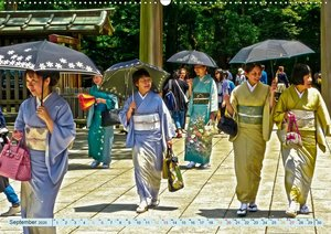 Japan - Hightech und Tradition