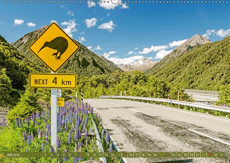 Natur pur: Neuseeland - zum Schließen ins Bild klicken