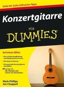 Konzertgitarre für Dummies