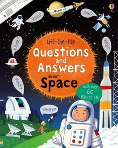 Lift-The-Flap Questions and Answers: Space