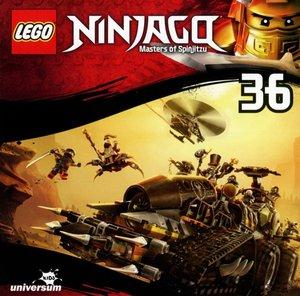 LEGO Ninjago (CD 36)