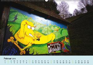 Der Heuhütten-Kalender (Wandkalender 2019 DIN A2 quer)