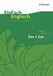Daz 4 Zoe. EinFach Englisch Unterrichtsmodelle
