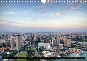Singapur - Einzigartige Skylines