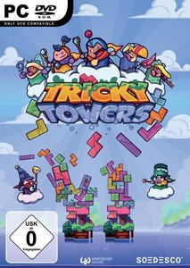Tricky Towers, 1 DVD-ROM