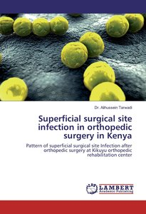 Superficial surgical site infection in orthopedic surgery in Ken