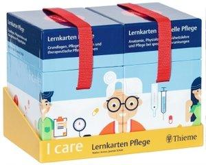 I care Lernkarten Pflege - Set (im Schuber)