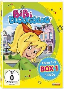 Bibi Blocksberg: DVD Staffelbox 1.1