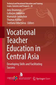 Vocational Teacher Education in Central Asia