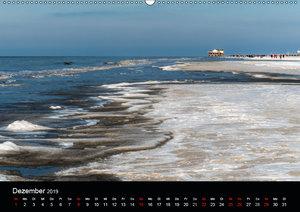 Ewig rauscht das Meer... (Wandkalender 2019 DIN A2 quer)