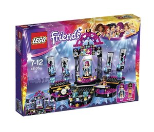 Lego 41105 - Friends Popstar Showbühne