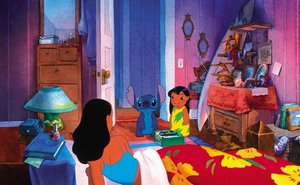 Lilo & Stitch SE, 1 Blu-ray