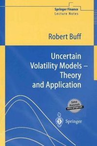 Uncertain Volatility Models