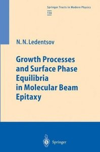 Growth Processes and Surface Phase Equilibria in Molecular Beam