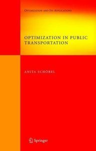 Optimization in Public Transportation