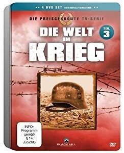 Die Welt im Krieg, 4 DVDs. Tl.3