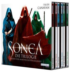Sonea- Die Trilogie
