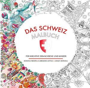 Das Schweiz-Malbuch