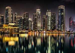 Dubai (Posterbuch DIN A4 quer)