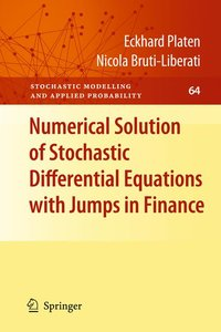 Numerical Solution of Stochastic Differential Equations with Jum