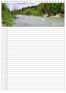 Isarauenzauber - Eine Flussliebe